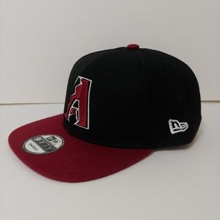 NEW ERA - 新品 未使用品 NEW ERA製 キャップ MLB ダイヤモンド バックス