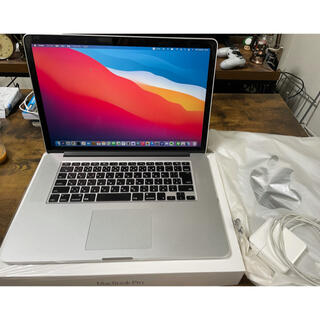 Apple - MacBook Pro (Retina, 15-inch, Mid 2014)