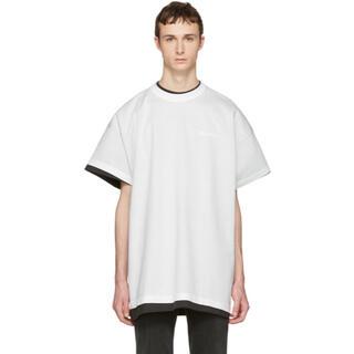 Balenciaga - Vetements x Hanes レイヤードカットソー Tシャツ ヴェトモン