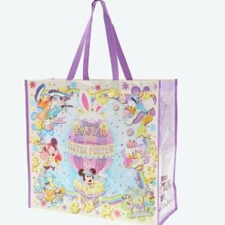 ディズニー(Disney)のディズニー イースター2020 ショッピングバッグ M ミッキー(エコバッグ)