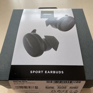 ボーズ(BOSE)のBose Sport Earbuds SPORT EARBUDS (ヘッドフォン/イヤフォン)
