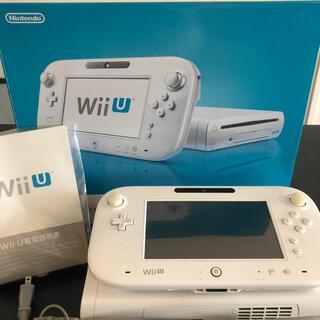 任天堂 - Nintendo Wii U プレミアムセット SHIRO