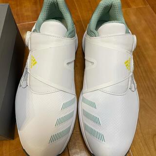 adidas - adidas zg21 25.0cm ゴルフシューズ
