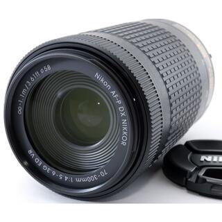 Nikon - ★美品★AF-P DX NIKKOR 70-300 ED VR