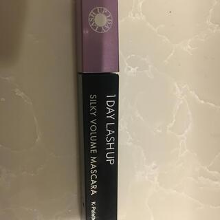 ケーパレット(K-Palette)のKパレットマスカラ 黒 4/27購入 ボリューム マスカラ(マスカラ)