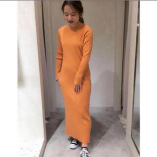 BEAUTY&YOUTH UNITED ARROWS - ✨新品未使用✨Emily week organic cotton dress