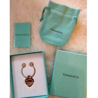 Tiffany & Co. - テファニーキーホルダー 新品
