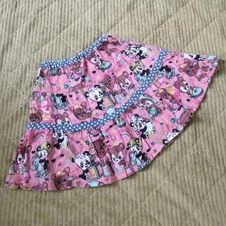 グラグラ(GrandGround)のグラグラ☆スカート size 5(110センチ)(スカート)