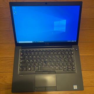 デル(DELL)の超高速SSD搭載 Dell ウルトラノートPC(ノートPC)