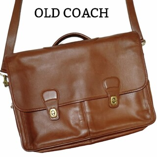 コーチ(COACH)のOLD COACH オールドコーチ バッグ ブリーフ デュプロマット 0532(ビジネスバッグ)