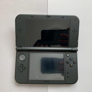ニンテンドー3DS - New Nintendo3DSLL 箱・純正アダプター付き