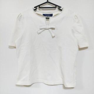 エムズグレイシー(M'S GRACY)のエムズグレイシー サイズ38 M レディース(Tシャツ(半袖/袖なし))