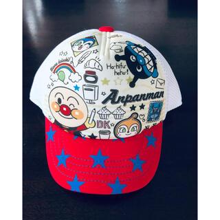 バンダイ(BANDAI)の新品 アンパンマン帽子(帽子)