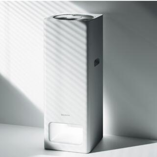 バルミューダ(BALMUDA)のバルミューダデザイン A01A-WH 空気清浄機 ホワイト(空気清浄器)