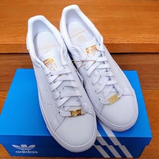 adidas - ◆完売モデル◆23.5cm 希少 スタンスミス バルク ホワイト ゴールド レア
