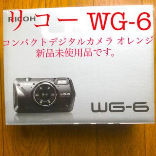 RICOH - 新品未使用 RICOH WG-6 コンパクトデジタルカメラ