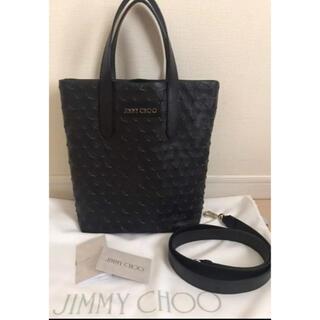 JIMMY CHOO - 美品☆Jimmy choo トートバッグ