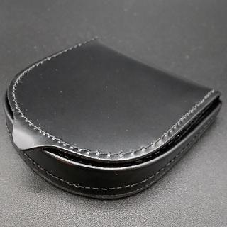 エッティンガー(ETTINGER)のエッティンガー コインケース ブラック×ブラック(コインケース/小銭入れ)