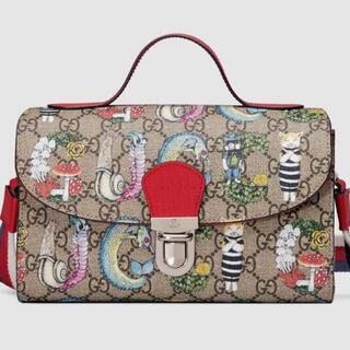 Gucci - Gucciグッチ➕ヒグチユウコ☆コラボショルダーバッグ公式購入未使用フルセット