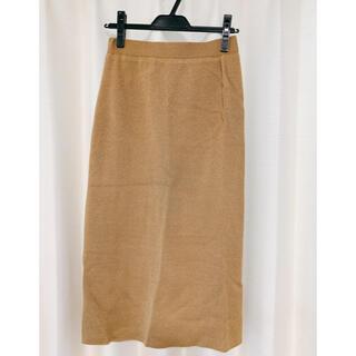 オゾック(OZOC)のオゾック タイトスカート(ひざ丈スカート)