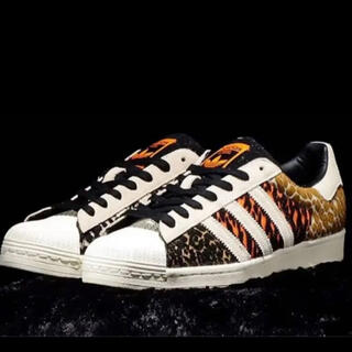 アディダス(adidas)のadidas SUPERSTAR ATMOS CRAZY ANIMAL PACK(スニーカー)