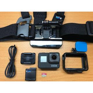 GoPro HERO7 ゴープロヒーローブラック 使用回数極小 SDカード64G