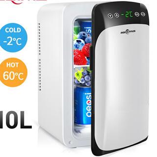 ポータブル保温冷庫 冷蔵庫 温冷庫 小型冷蔵庫 保冷保温 一人暮らし ミニ冷蔵庫