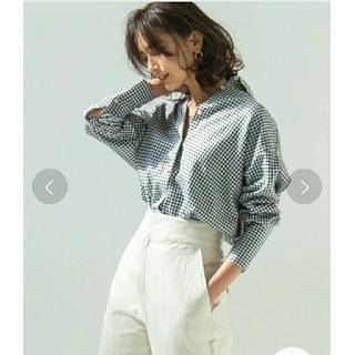 ガリャルダガランテ(GALLARDA GALANTE)のGALLARDAGALANTE × THOMAS MASONオーバーサイズシャツ(シャツ/ブラウス(長袖/七分))