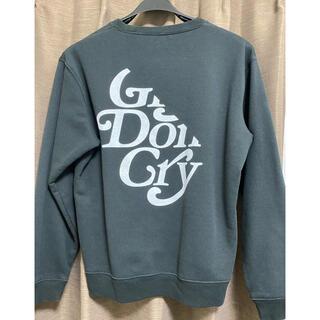 ジーディーシー(GDC)のGirls Don't Cry × Careering(スウェット)