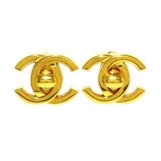 シャネル(CHANEL)のCHANEL(シャネル) 金属素材 ゴールド(イヤリング)