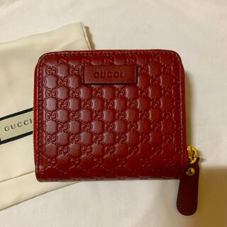 Gucci - GUCCI 二つ折り財布 新品未使用