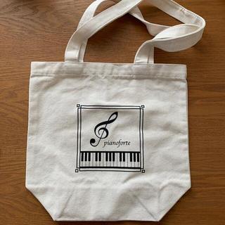 ピアノ柄 トートバッグ