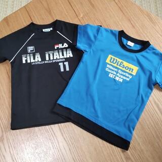 FILA - FILA.Wilson Tシャツ男の子140