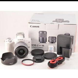 Canon  EOSKissM ホワイト