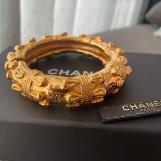 CHANEL - シャネル ヴィンテージ  ブレスレット バングル