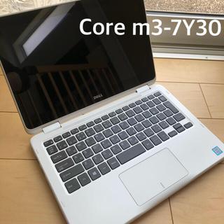 デル(DELL)のDell Inspiron 11 3179 2in1 Core m3(ノートPC)