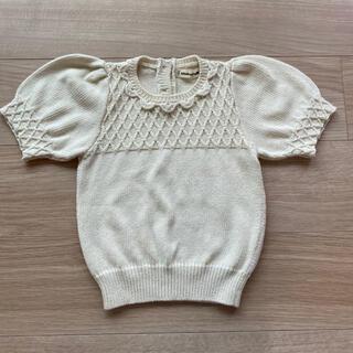 キャラメルベビー&チャイルド(Caramel baby&child )のmisha&puff Eloise pullover 5-6y(ニット)