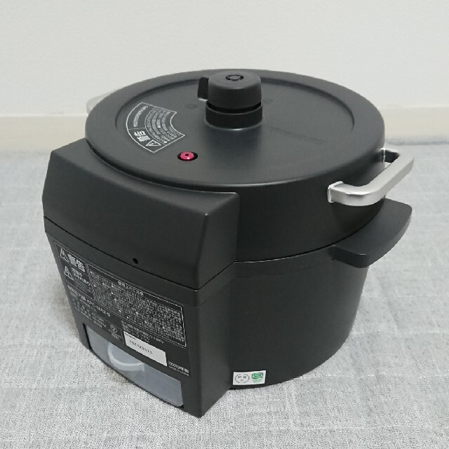 アイリスオーヤマ(アイリスオーヤマ)のnonon様専用 電気圧力鍋 2.2L アイリスオーヤマ KPC-MA2 スマホ/家電/カメラの調理家電(炊飯器)の商品写真