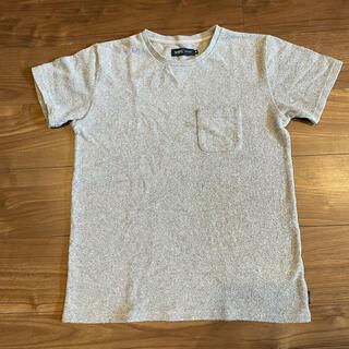 シップス(SHIPS)のships パイル Tシャツ M(Tシャツ/カットソー(半袖/袖なし))