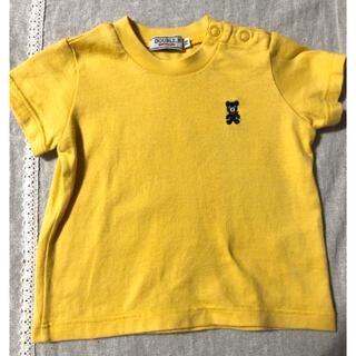 ミキハウス☆ダブルB 半袖Tシャツ