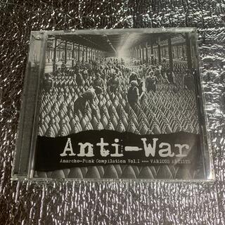 V/A ANTI-WAR  Anarcho Punk Comp