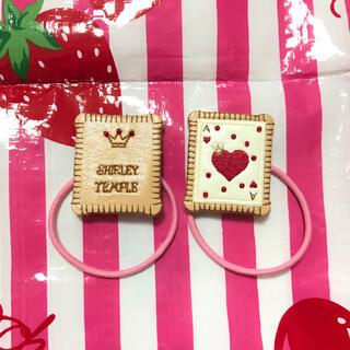 Shirley Temple - シャーリーテンプル ☆チョコビスケット ポニー