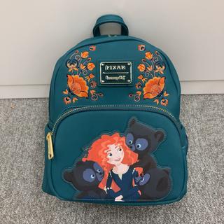 ディズニー(Disney)のメリダとおそろしの森 ピクサー ラウンジフライ ディズニー リュック ブレイブ(リュック/バックパック)