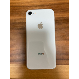 iPhone - iphone8 64GB シルバー