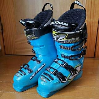 レグザム(REXXAM)のREXXAM(レグザム)スキーブーツ Power REX M100 25.5cm(ブーツ)