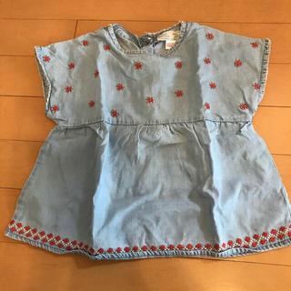 ザラ(ZARA)のZara Baby Girl シャツ 92(Tシャツ/カットソー)