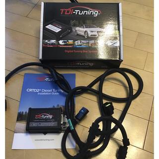 ミツビシ(三菱)のTDI-Tuning CRTD2 ツインチャンネルビッグマイナー前 デリカD5(その他)