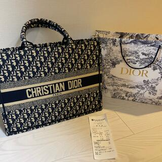 Christian Dior - Christian dior ブックトート