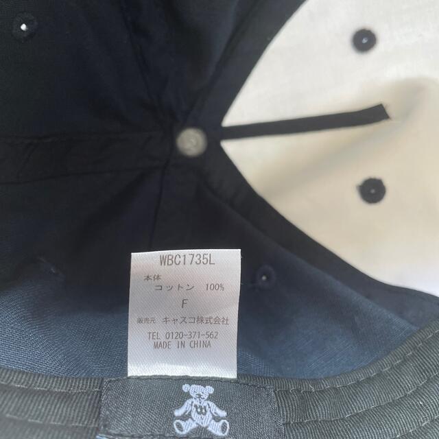 wilson(ウィルソン)のウィルソン キャップ レディース  レディースの帽子(キャップ)の商品写真