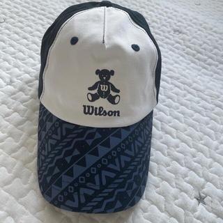 ウィルソン(wilson)のウィルソン キャップ レディース (キャップ)